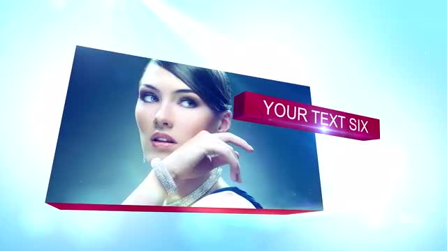 Work Screens: After Effects Templates