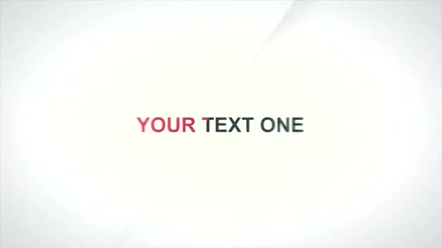 Slice Type: After Effects Templates