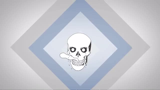 Skull Logo: After Effects Templates