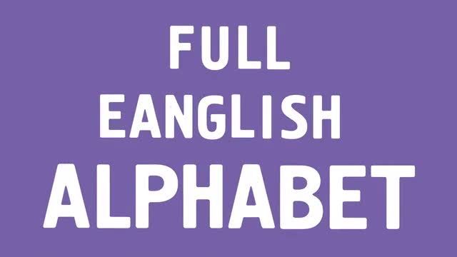 Liquid Alphabet: After Effects Templates