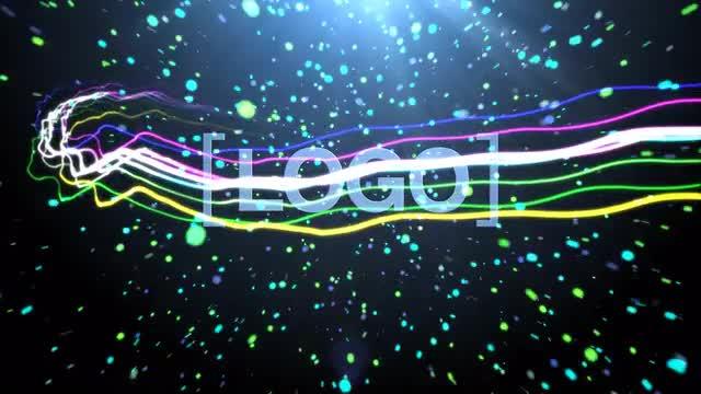 Light Streak Logo: After Effects Templates