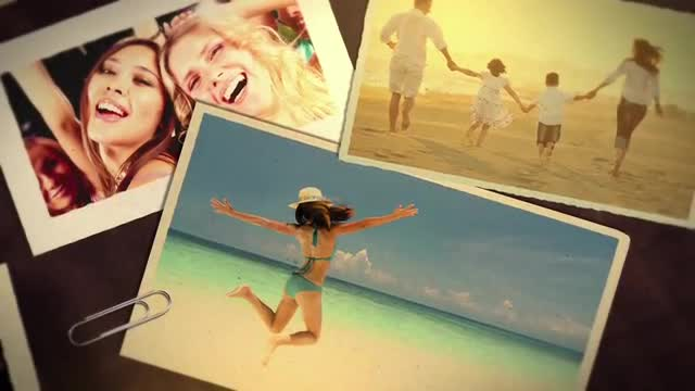 Memories: After Effects Templates