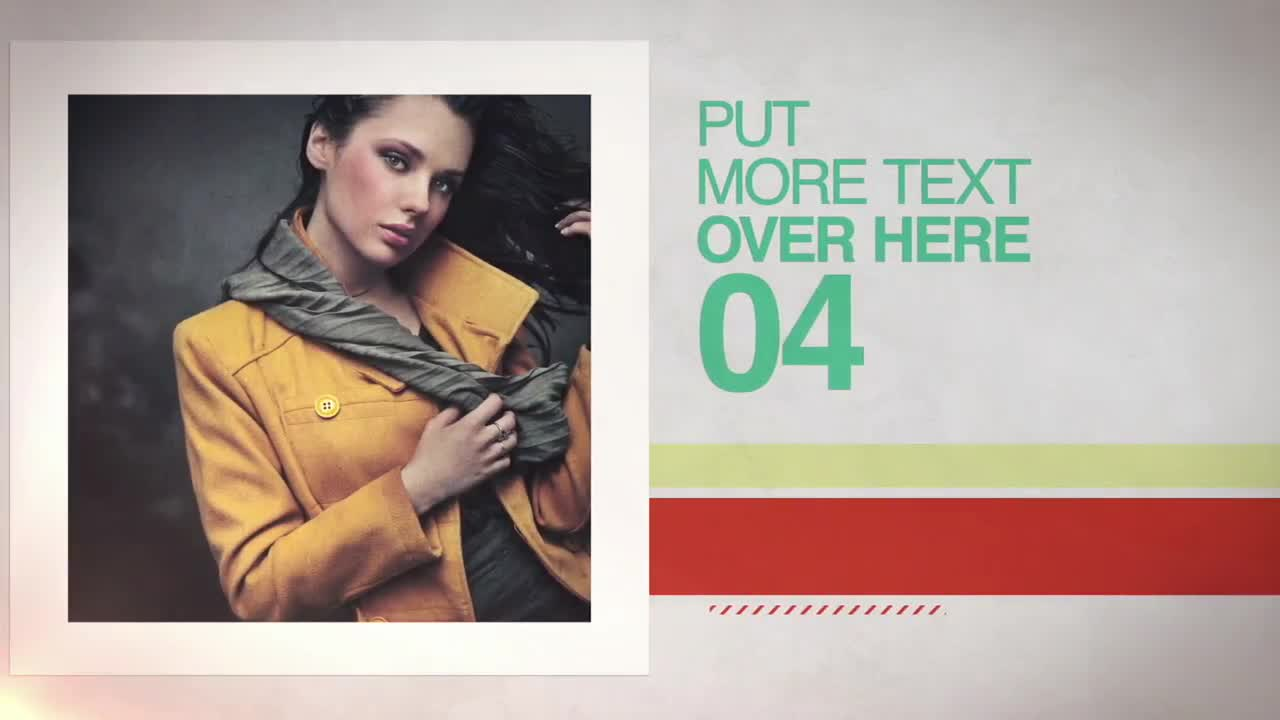 Wall Lines: After Effects Templates