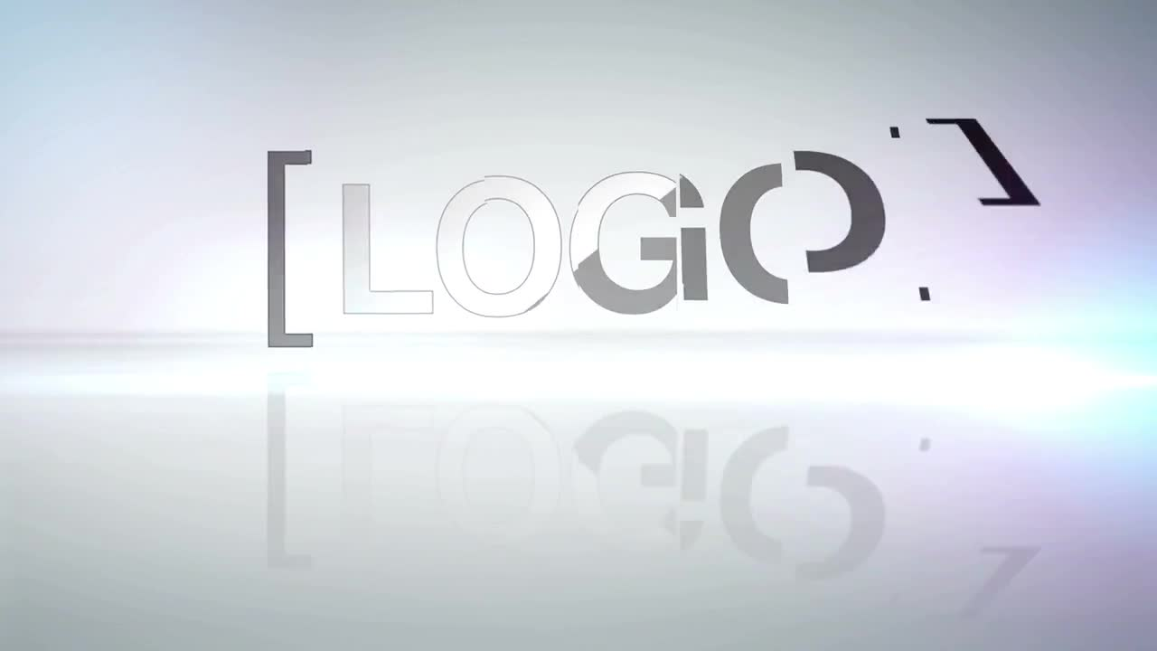 Flip Logo: After Effects Templates