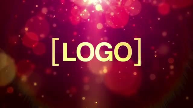Bokeh Logo: After Effects Templates