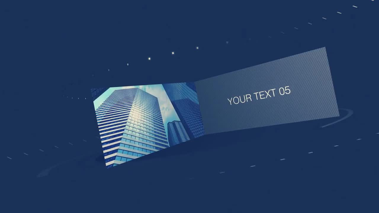 Modern View: After Effects Templates