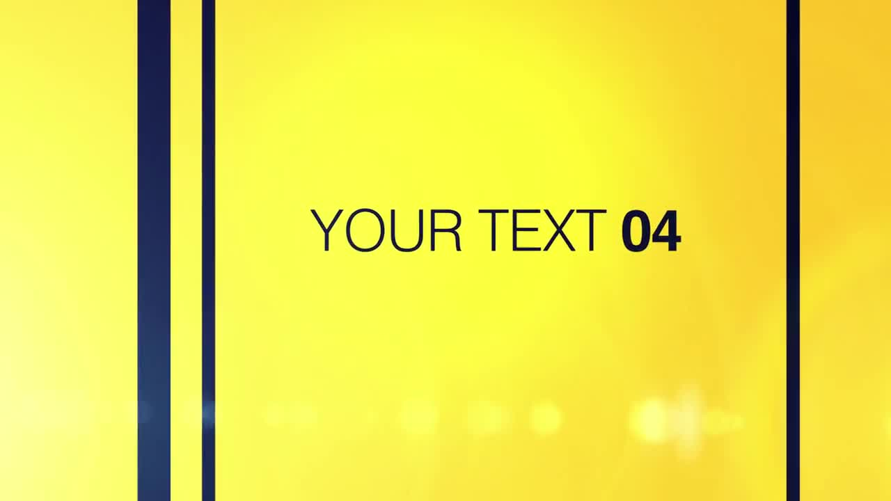 Ma Slide: After Effects Templates